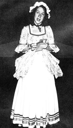 Kathy Griffin Senior Year 1978