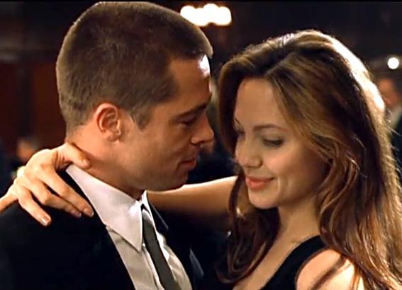 Brad Pitt In Mr Mrs Smith 2005