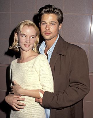 Brad Pitt with Juliett...