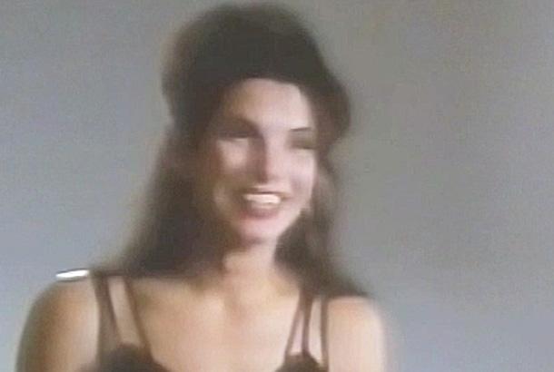 Sandra Bullock Audition Tape