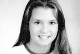 danica patrick yearbook high school young 1997 photo