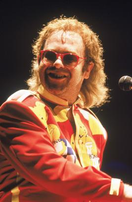 Elton John in Concert, Circa 1990