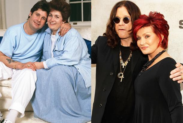Ozzy Osbourne And Sharon Osbourne Kids Ozzy And Sharon Osbourne—today