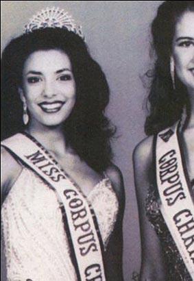 eva longoria actress model miss corpus christi competition 1998 photo