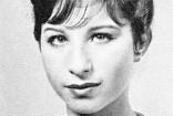 barbra streisand young high school yearbook photo 1959 photo