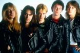 iron maiden band portrait 1980 photo