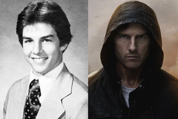 Enjoyable Tom Cruise Senior Year At Glen Ridge High School In Glen Ridge Hairstyles For Men Maxibearus