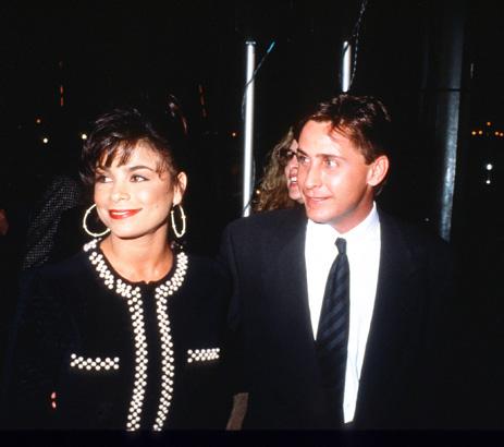 paula abdul and emilio estevez 1992