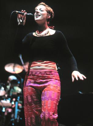Sarah McLachlan in 1997