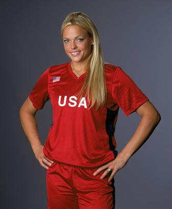 Jennie Finch Softball 2012