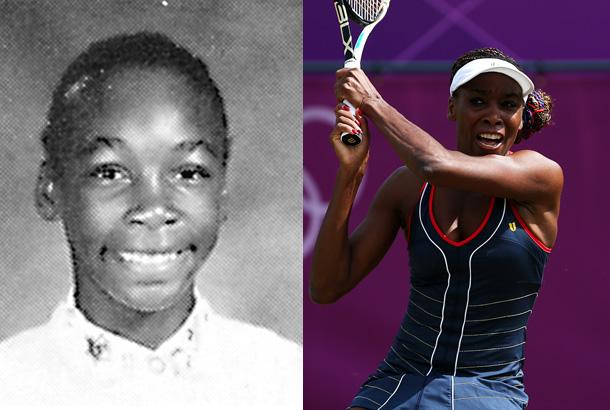 Venus Williams Baby