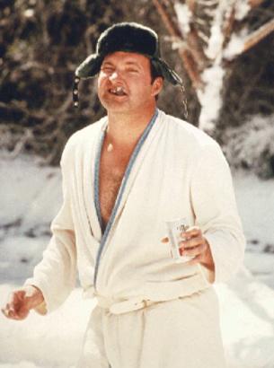 "Quaid as Cousin Edward ""Eddie"" Johnson in 1989"