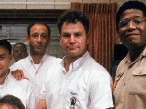 Robert Wuhl as Marty Lee Dreiwitz in Good Morning, Vietnam (1987)