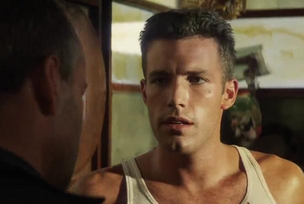 Ben Affleck as A.J. Frost in Armageddon (1998) Ben Affleck Armageddon