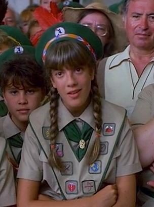 Tori Spelling beverly hills troop