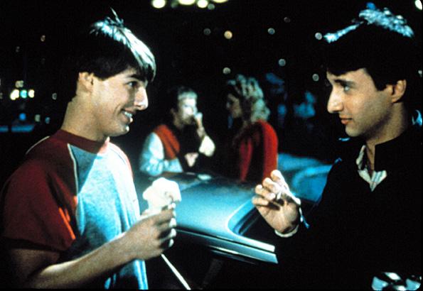 Risky Business 1983 Tom Cruise