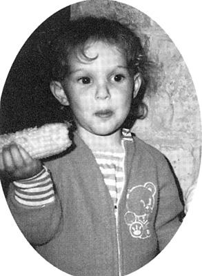 Natalie Portman Baby Picture