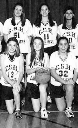 Lindsay Lohan—Cold Spring Harbor High School (2001)