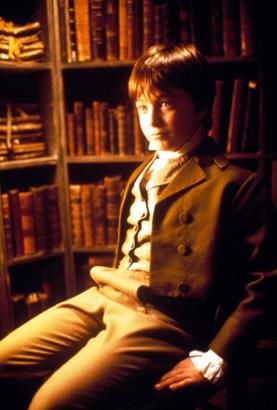 Daniel Radcliffe as David Copperfield 1999 movie photo