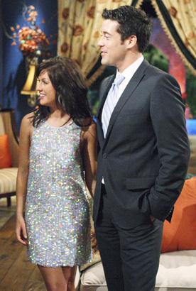 Best Moment: Ed Swiderski Returns for Jillian! (Season 5) The Bachelorette tv photo