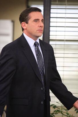 Steve Carell as Michael Scott (The Office)