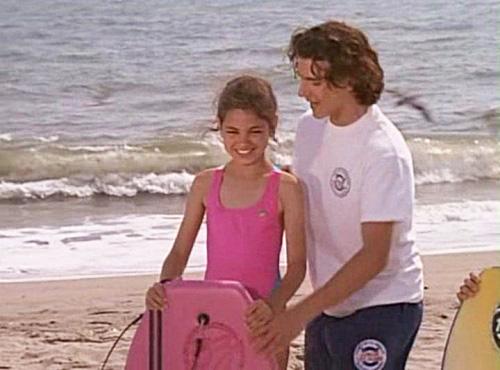 Mila Kunis Baywatch 1995 tv show photo