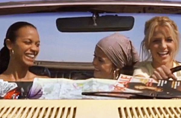 Zoe Saldana in Crossroads (2002)