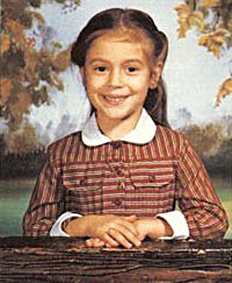 Alyssa Milano kid pic