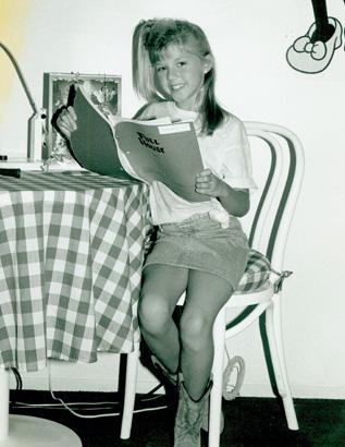 jodi sweetin full house tv set young photo