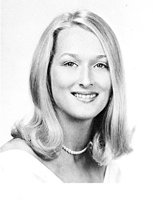 Meryl Streep Senior Year