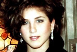 jennifer aniston high school prom young 1987 headshot photo actress celebrity