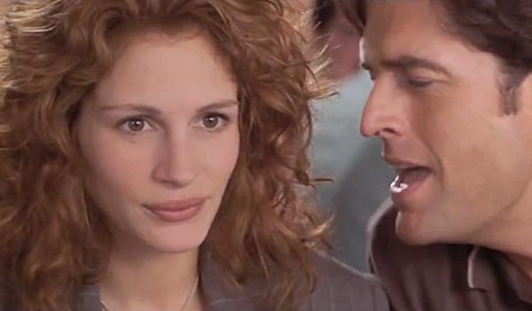 Julianne Potter from My Best Friend's Wedding (1997) was obnoxious.