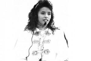 eva longoria young high school yearbook photo 1992