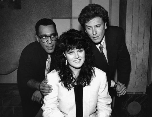 rosie odonnell vh1 standup spotlight veejay tv show 1988 photo