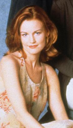 laura leighton melrose place tv show 1993 photo