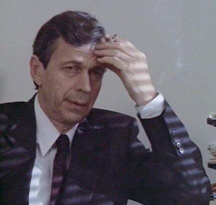 william b davis x files tv show 1994 photo