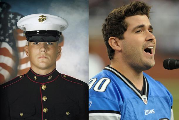 Josh Gracin in the Air Force; Josh Gracin—Today