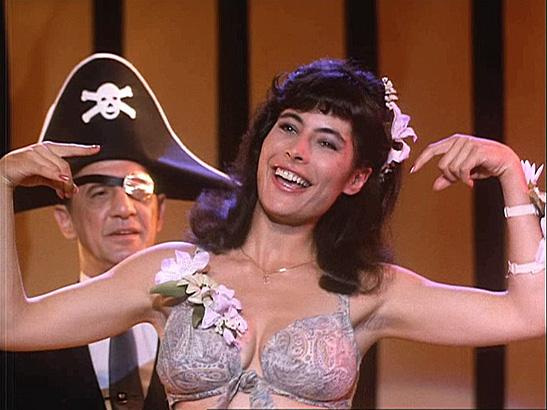 Jane Brucker as Lisa Houseman in Dirty Dancing