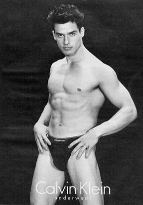 SILVIA: Antonio sabato jr underwear