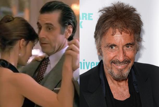 Al Pacino—Now