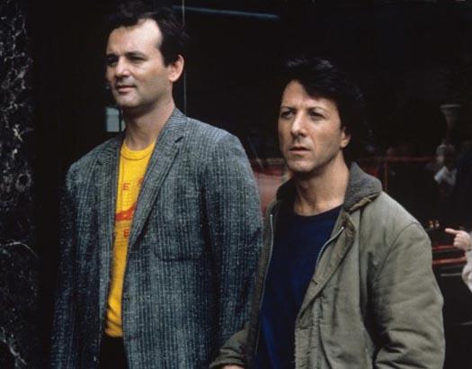 Bill Murray as Jeff Slater in Tootsie (1982)