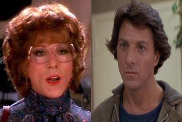 Dustin Hoffman as Michael Dorsey/Dorothy Michaels in Tootsie